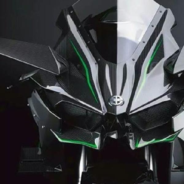Kawasaki H2 di Indonesia Sudah Bisa Dipesan