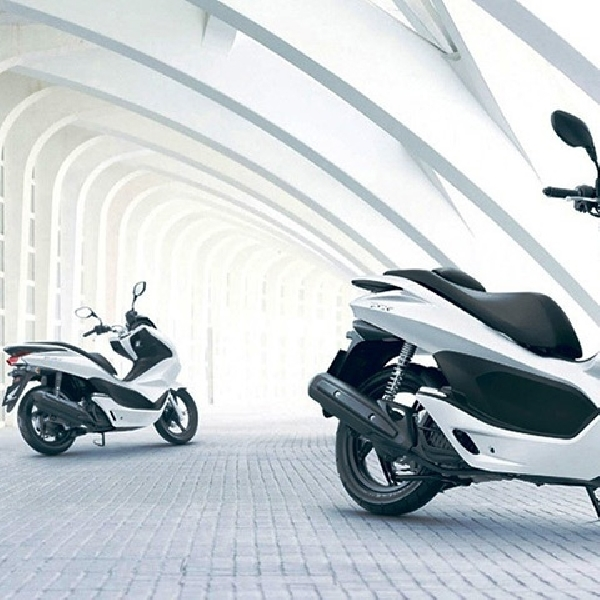 Honda PCX 150 2015 dengan Ubahan Minor