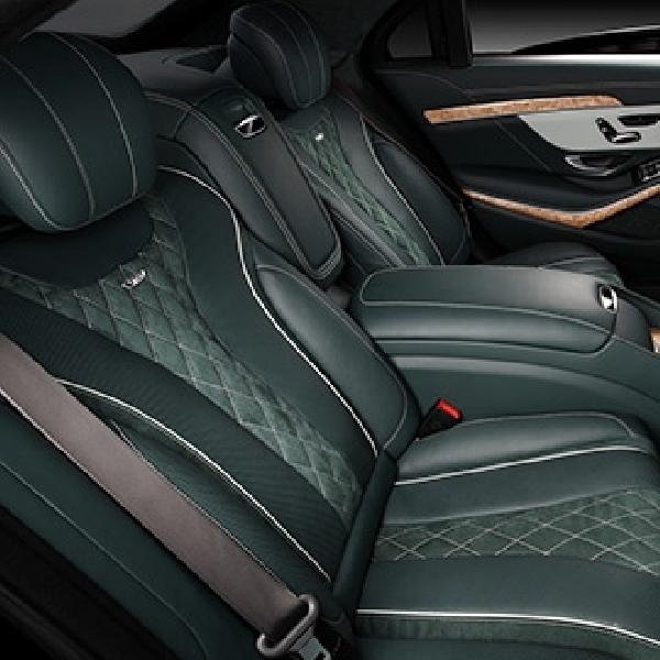 TopCar Rombak Interior Mercedes Benz S600 Guard