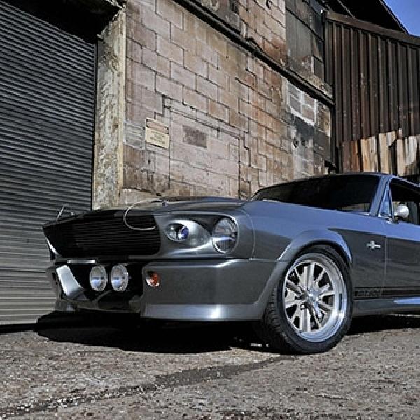 Mustang Eleanor Gone in 60 Seconds Ini Tak Laku Dijual