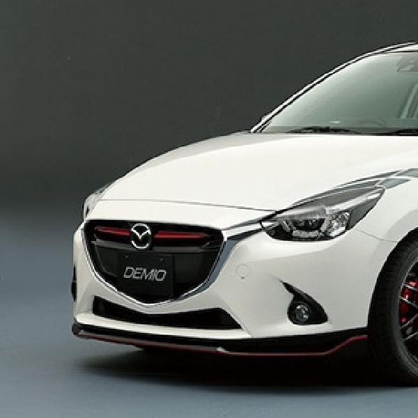 Modifikasi Minimalis All New Mazda2