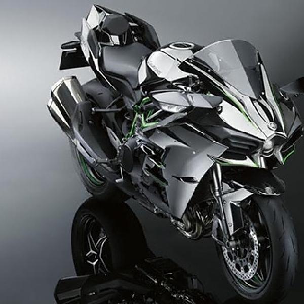 Kawasaki H2 Yang Beredar di Indonesia Pakai Spek Sama