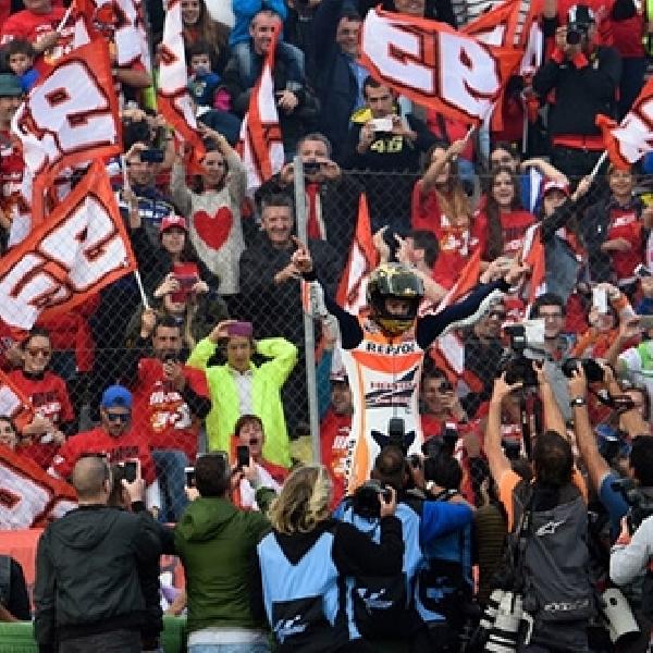 Marquez Fan Club Kini Punya Markas Baru
