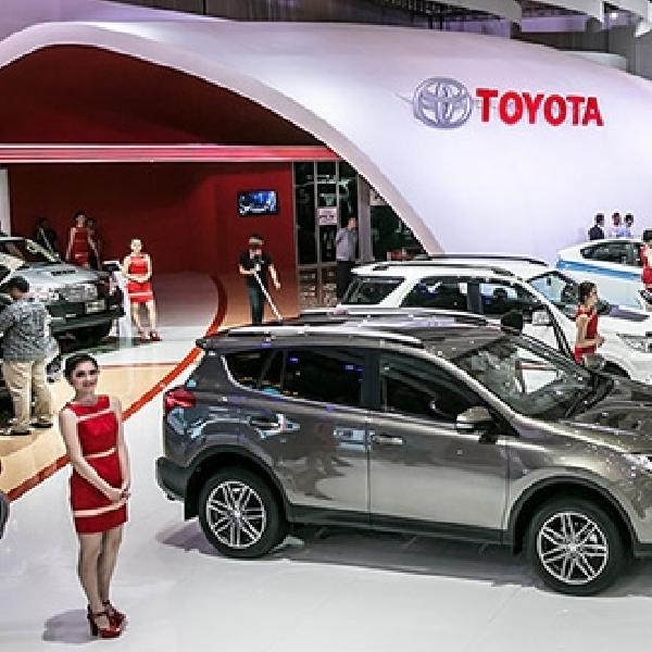Mulai Bulan Depan Harga Toyota Naik Mulai Rp 7 Juta