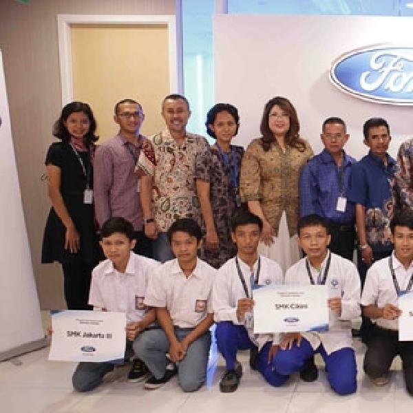Ford Selenggarakan Program Beasiswa