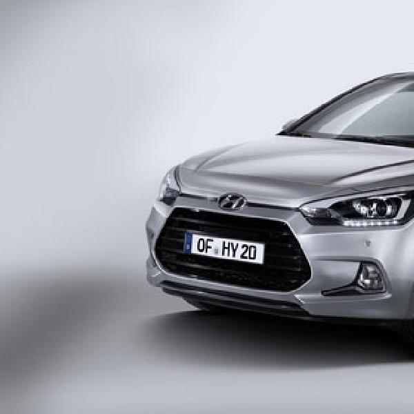 Hyundai Hadirkan i20 Coupe Sebagai Pesaing Ford Fiesta