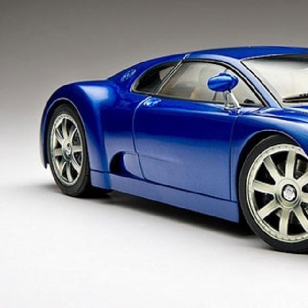Penerus Bugatti Veyron Diharapkan Tembus 500 kpj