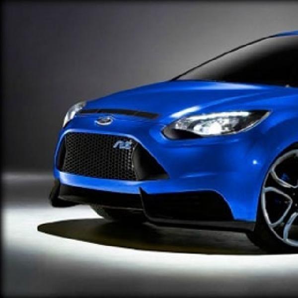 Ford Akhirnya Rilis All New Focus RS Untuk Pasar Global