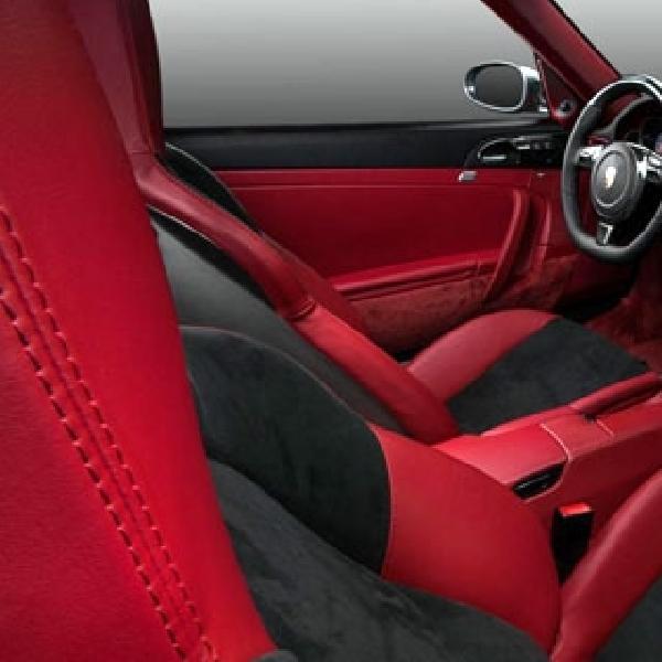 Vilner Upgrade Tenaga dan Ruang Kabin Porsche 911 Turbo Convertible