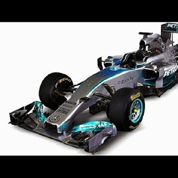 Inilah Alasan Kenapa Mobil Mercedes F1 Begitu Mendominasi di Musim 2014
