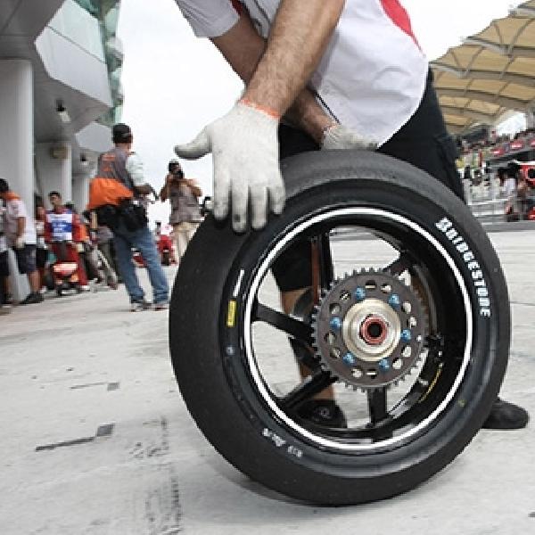 Mengenal Cara Kerja Ban Bridgestone MotoGP