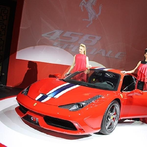 Meski Terdepresiasi, Ferrari Indonesia Tetap Optimis Ditahun 2015