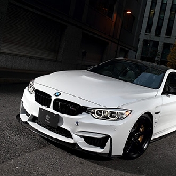3D Design Maksimalkan Tongkrongan BMW M4 Coupe
