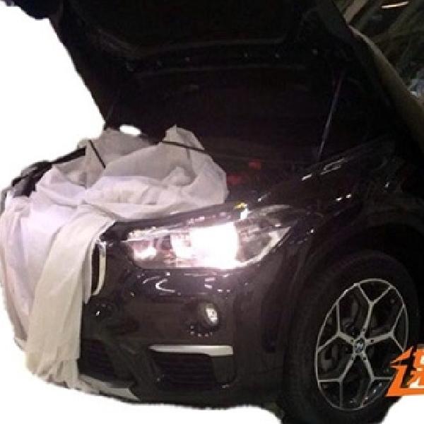 BMW Tengah Kembangkan Generasi Terbaru X1