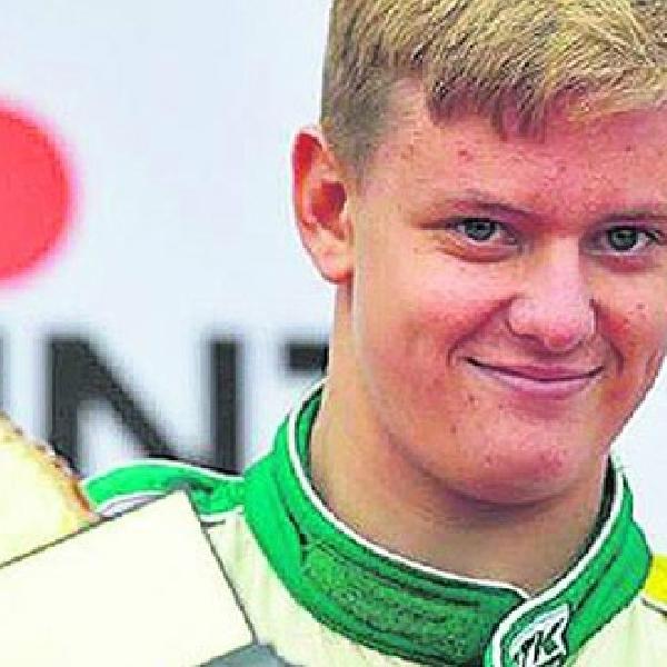 Anak Schumacher Siap Naik Kelas