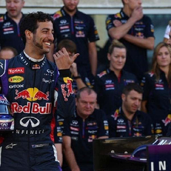 Vettel Hanya Manusia Biasa