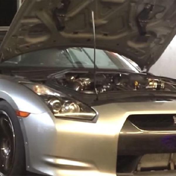 Berkat Extreme Turbo System, Nissan GT-R Tembus 2.000 whp