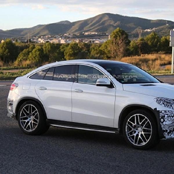Mercedes GLE 63 AMG Coupe Akan Mulai Debutnya di NAIAS