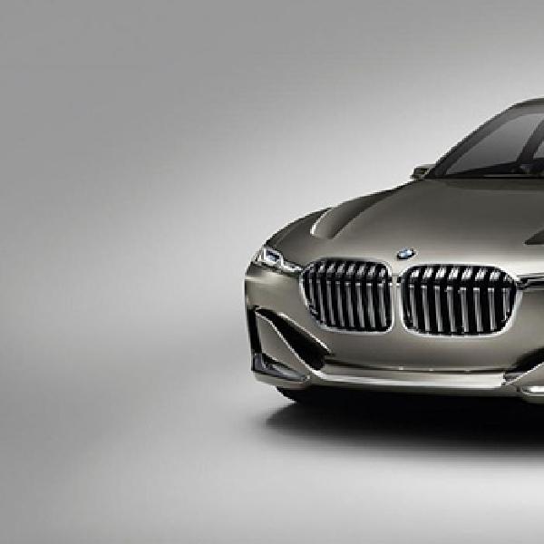 Menyaingi Mercedes Benz S-Class Maybach, BMW Hadirkan Seri 9 Terbaru