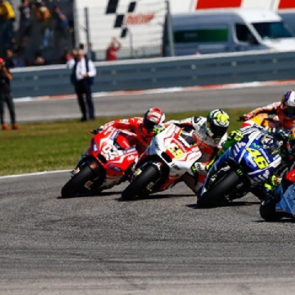Jadwal Sementara MotoGP Musim 2015