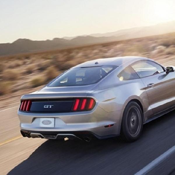 Ford Mustang Tawarkan Mesin Bertenaga 275 HP