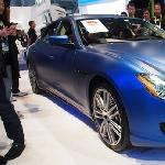 Maserati Concept dengan Teknologi QNX Mejeng di CES
