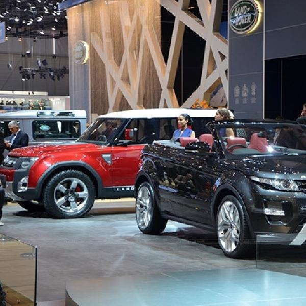 Land Rover akan Kenalkan Evoque Cabrio
