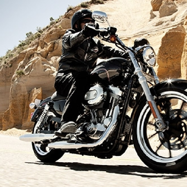 Harley-Davidson Rayakan HUT ke-5 di India