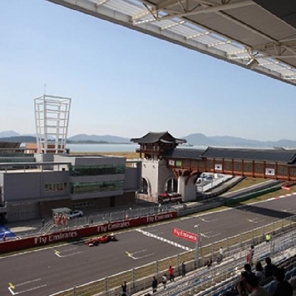 Korea Dicoret dari Kalender F1 2015