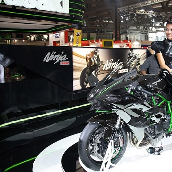 Kawasaki H2 Siap Mengaspal di Tanah Air