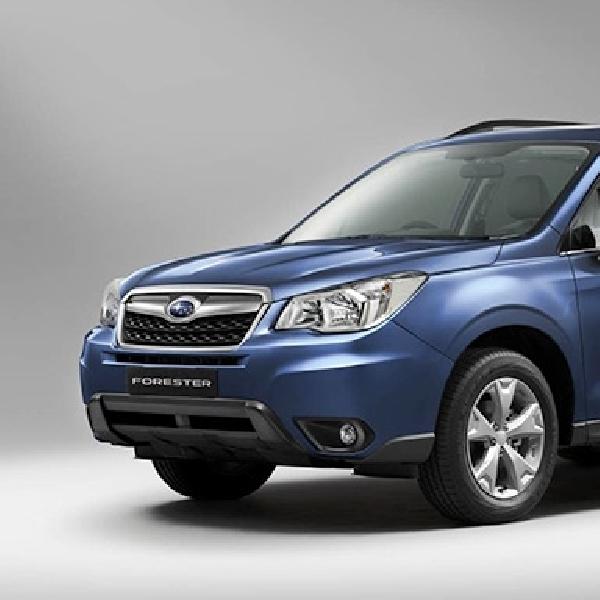 Masalah Terhadap Saluran Rem, Subaru Recall 3 Model