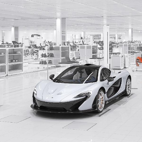Sepanjang 2014, McLaren Bukukan Penjualan 1.648 Unit