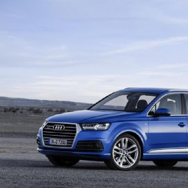 Audi Kenalkan Audi Q7 di NAIAS