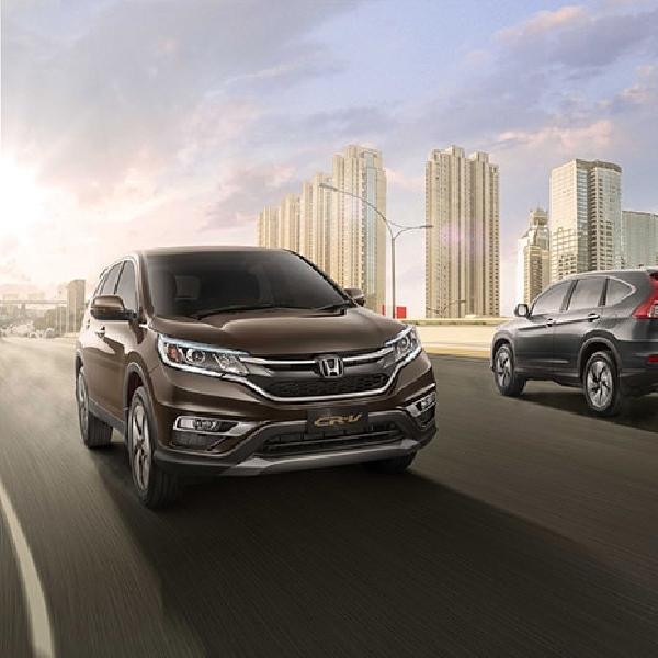 New Honda CR-V Type Prestige Tersedia Mulai Februari