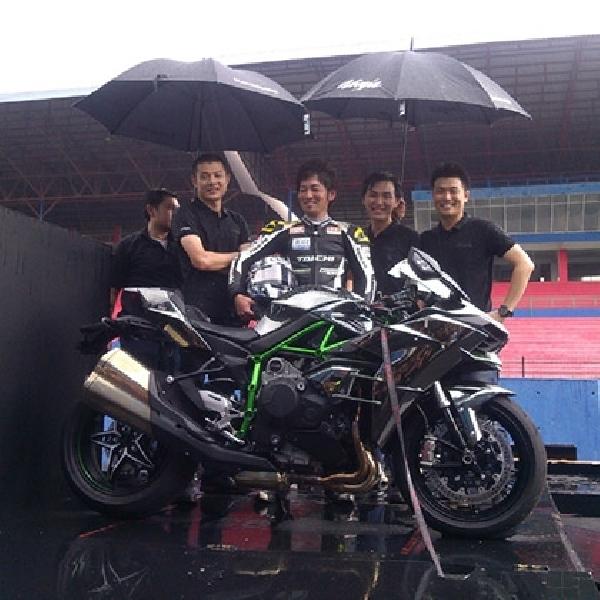 Kawasaki H2 Resmi Mengaspal di Tanah Air