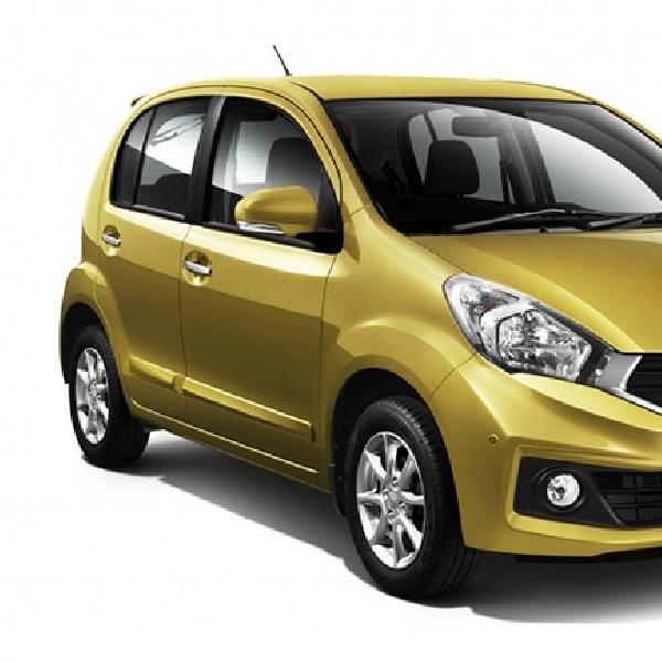 Daihatsu Sirion Facelift datang dengan 6 Varian