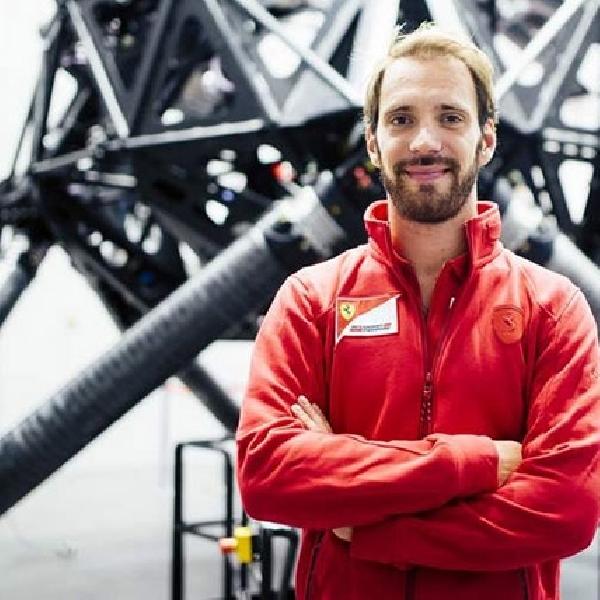 Kesan Pertama Vergne di Markas Ferrari