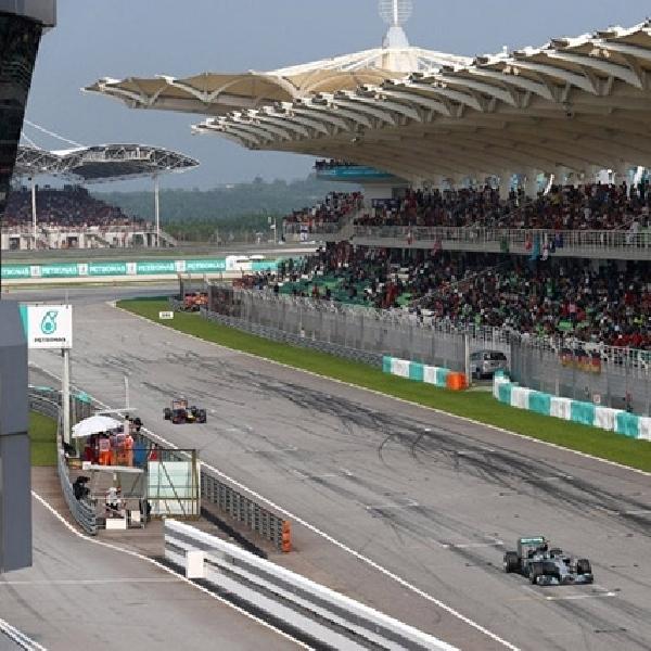 Akibat Insiden Bianchi GP Sepang Dimulai Lebih Awal