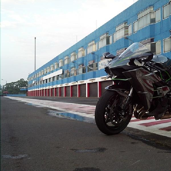 Kawasaki Jamin Sparepart dan Aftersales H2