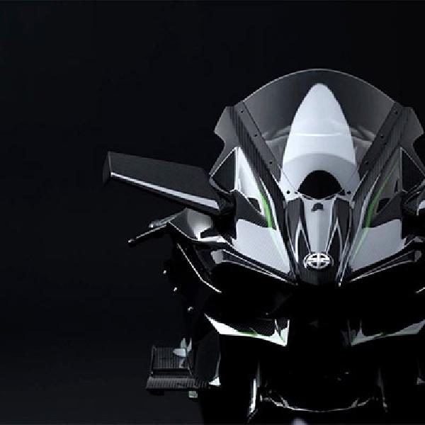 Meski Dibanderol Rp 1 Milyar, Kawasaki Yakin H2R Tetap Laris