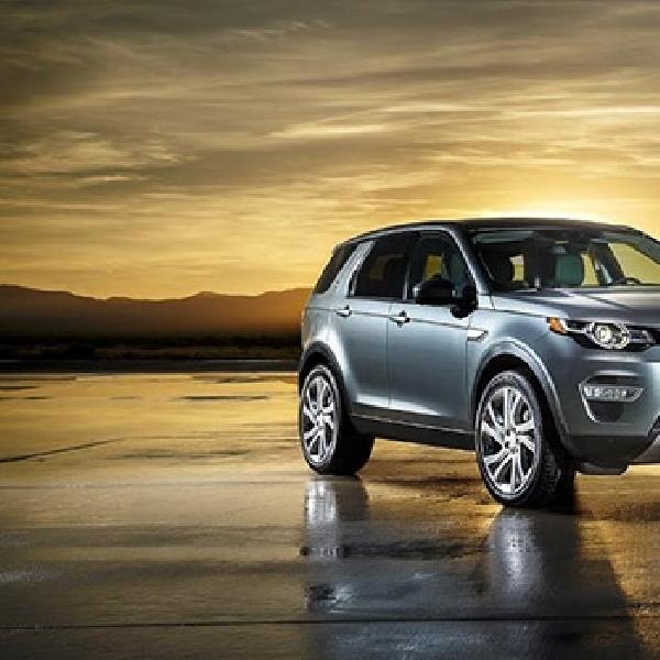 Delapan Bulan Lagi, Land Rover Discovery Sport Resmi di India