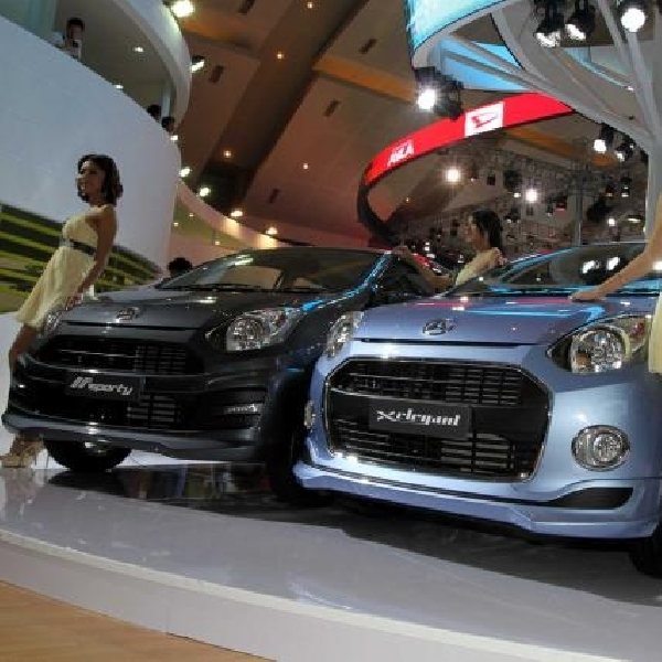 Daihatsu Pasang Strategi Bertahan di 2015
