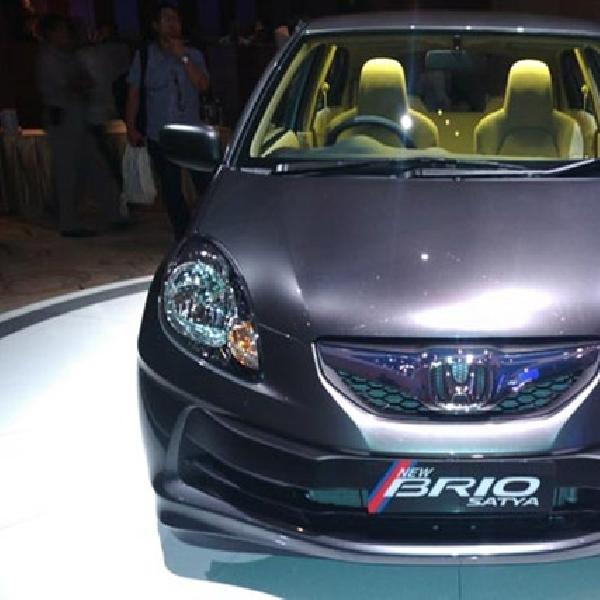 Honda Merangsek Keposisi Tiga Industri Otomotif Tanah Air