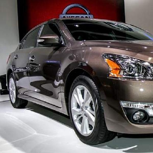 Nissan Altima Tampil Dengan Wajah Baru