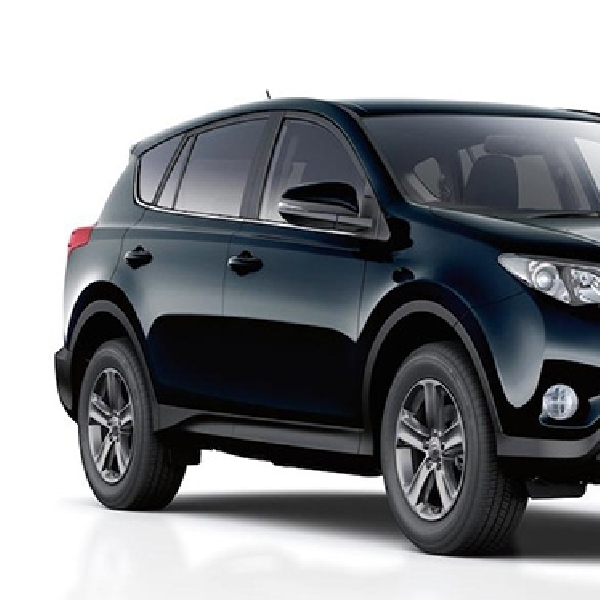 Toyota Rilis RAV4 Business Edition