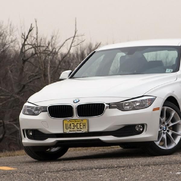 BMW Group Bukukan Penjualan 3.443 unit Sepanjang 2014