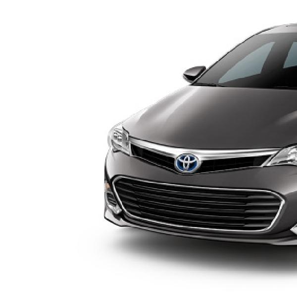 Penjualan Toyota Diprediksikan Bakal Turun Tahun ini
