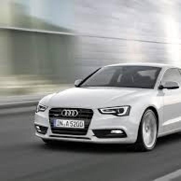Ribuan Audi Ditarik Akibat Bau Bahan Bakar