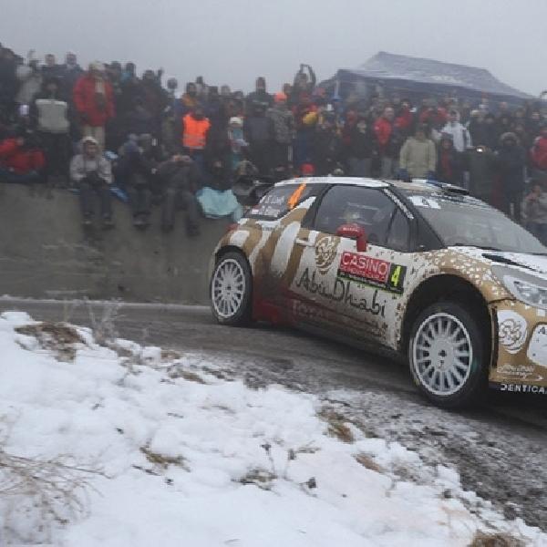 Loeb Belum Ingin Kembali ke WRC