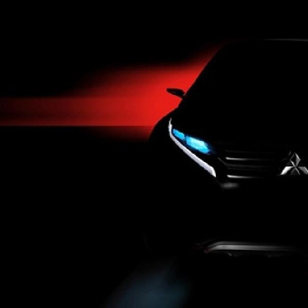 Sebelum Debut Resmi, Mitsubishi Ungkap Concept XR-Phev